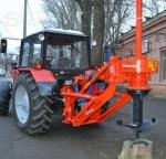 Измельчитель пней на трактор FERRI ROTOR SPEEDY (роторный)