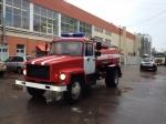 Пожарная автоцистерна АЦ-3.2