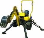 фото мини экскаватор Landformer HBP-13