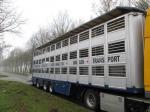 Прицеп для перевозки свиней Fliegl