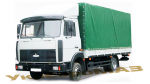 Бортовой МАЗ-437030-321